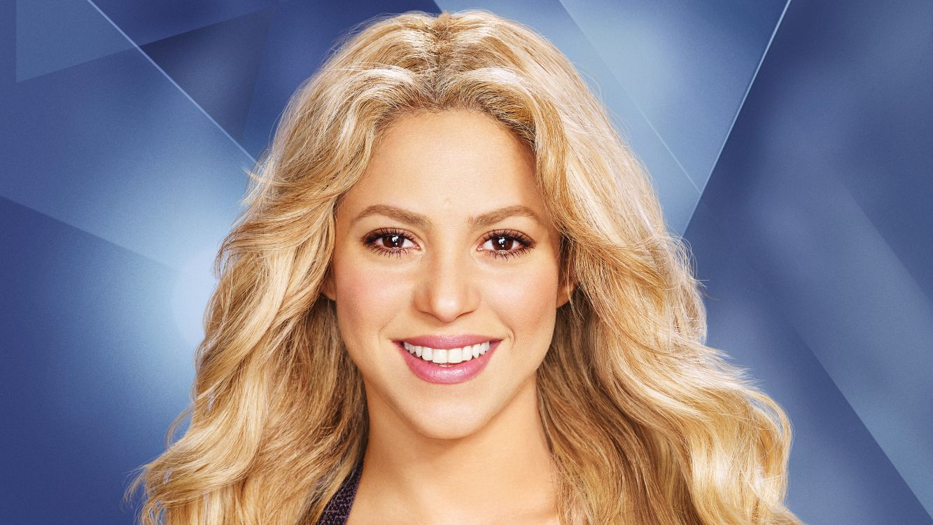 Shakira, Celebrity, Hair, Face, Blond. Wallpaper in 7200x4050 Resolution